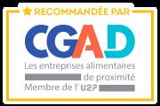 Recommandée par la CGAD